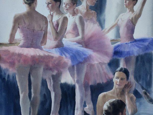 Балет Анны Ивановой | Ярмарка Мастеров - ручная работа, handmade