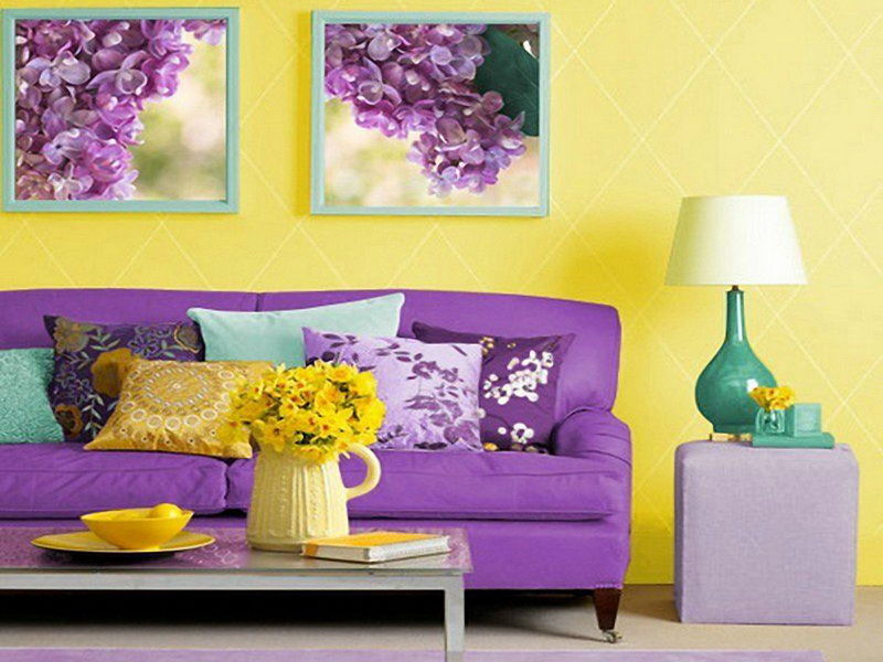Trendy Colours 2018 in the Service of Your Home Interior, фото № 3