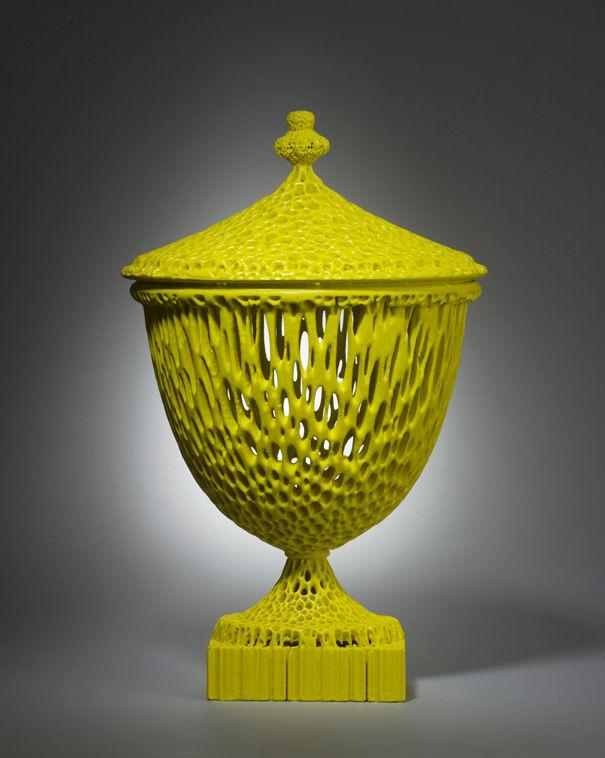 До чего дошел прогресс, или Необычная керамика в работах современных авторов, фото № 23