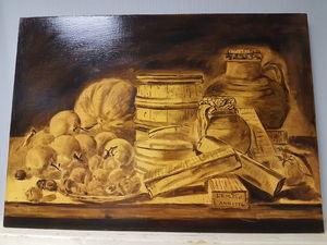 Живопись в процессе. Ярмарка Мастеров - ручная работа, handmade.