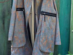 Куртка с капюшоном на манекене 44 разм.   Ярмарка Мастеров - ручная работа, handmade