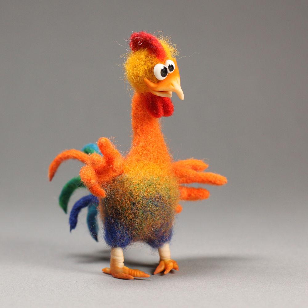 валяная игрушка, миниатюра