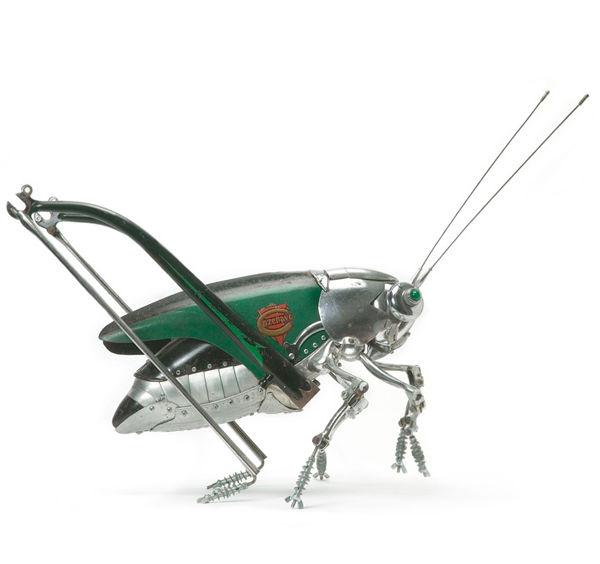 Животные из металла французского скульптора Edouard Martinet, фото № 9