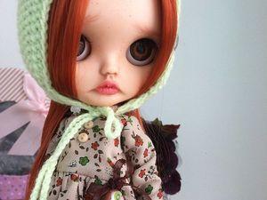Уля. New Girl. Custom Blythe. Ярмарка Мастеров - ручная работа, handmade.