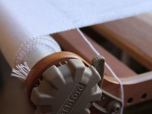 Белый цвет в изделии. Ярмарка Мастеров - ручная работа, handmade.