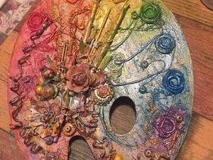 Как создавалось. Ярмарка Мастеров - ручная работа, handmade.