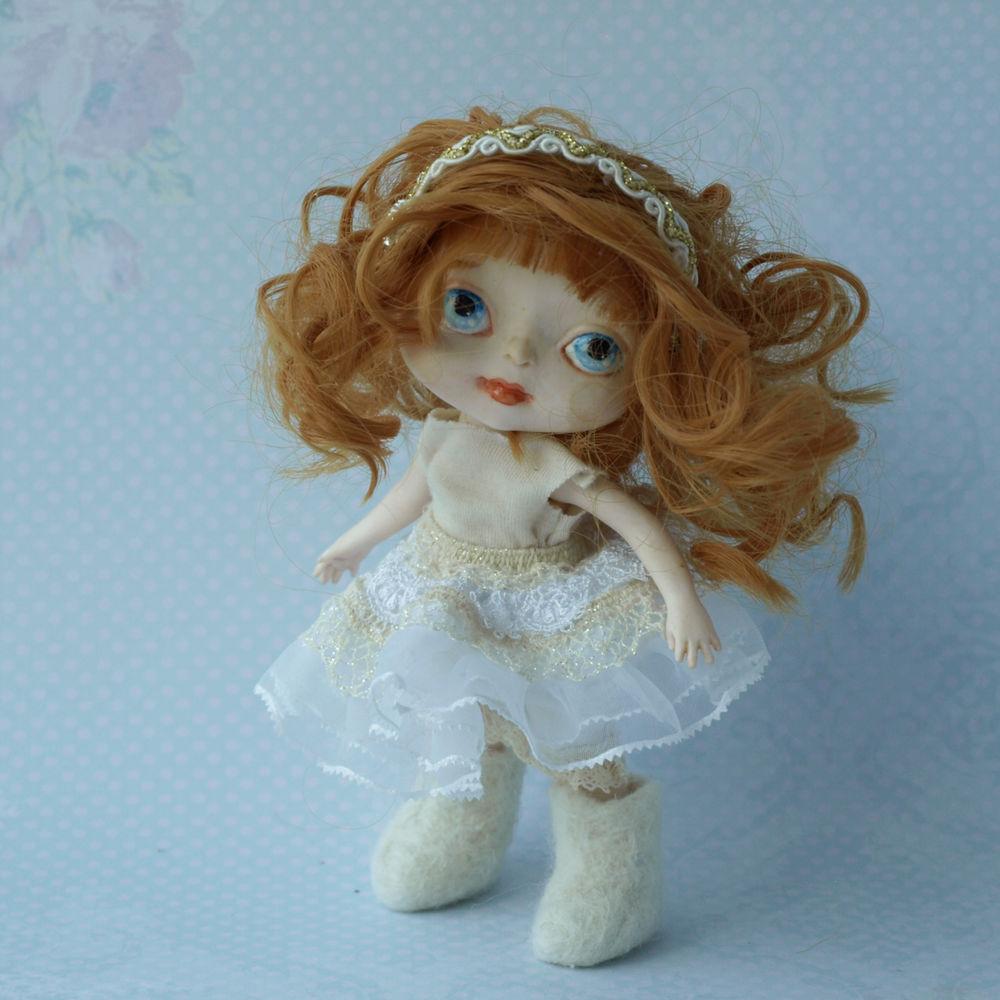 кукла снежинка, куклы