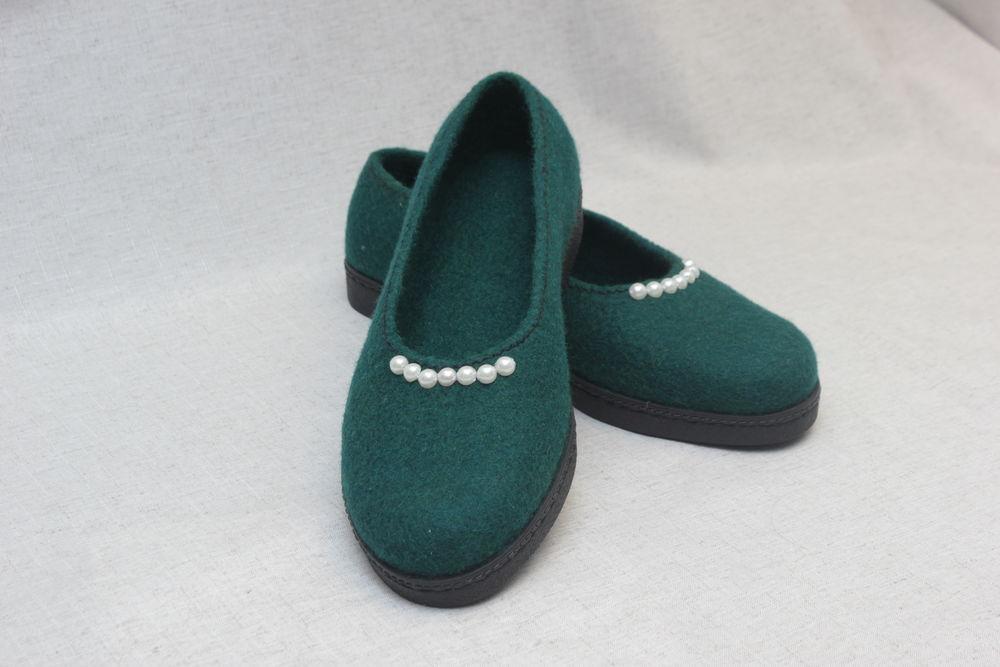 войлочная обувь, кеды, валяные кеды