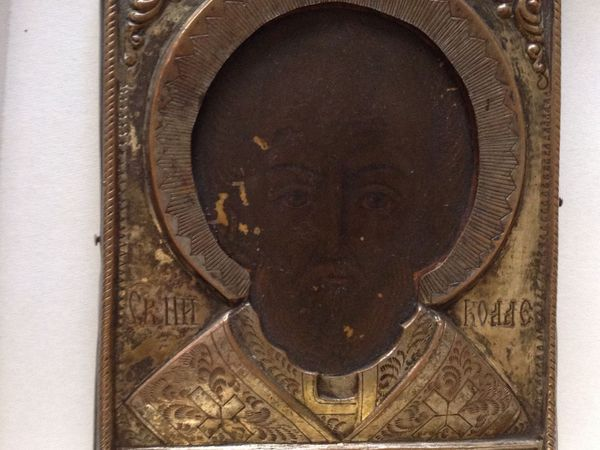 Икона императора, киот святого Андроника | Ярмарка Мастеров - ручная работа, handmade