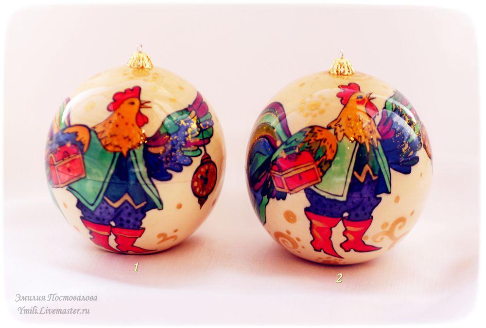 рождественская ярмарка, елочные шары