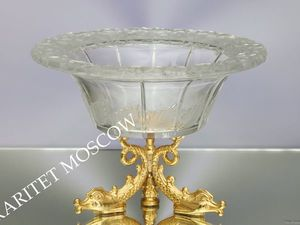 Ваза конфетница рыба бронза латунь золото 100 | Ярмарка Мастеров - ручная работа, handmade