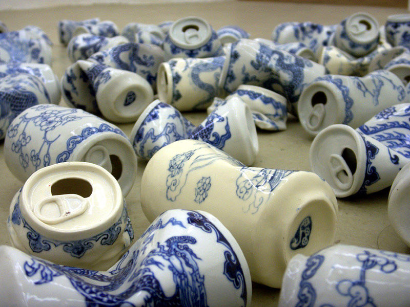 До чего дошел прогресс, или Необычная керамика в работах современных авторов, фото № 13