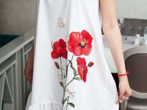 Шикарное платье -50%. Ярмарка Мастеров - ручная работа, handmade.