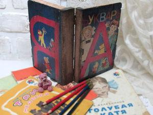 Фото и видео шкатулки - книги