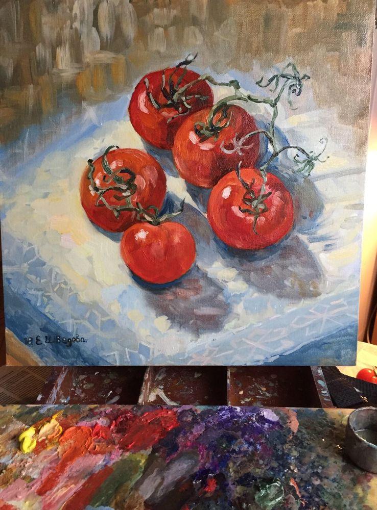 купить картину для кухни, живопись в радость