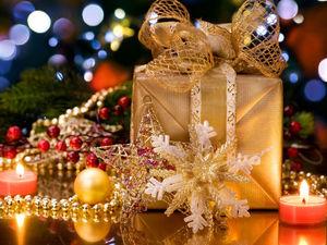 Обмен новогодними подарками!. Ярмарка Мастеров - ручная работа, handmade.