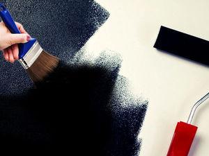 Как сделать черную краску дома. Видео-инструкция. Ярмарка Мастеров - ручная работа, handmade.