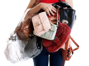 Кожаные сумки из «опилок» | Ярмарка Мастеров - ручная работа, handmade