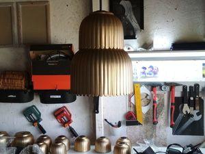 Фото из мастерской готовых светильников. Ярмарка Мастеров - ручная работа, handmade.