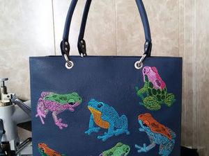 История одной сумки. Ярмарка Мастеров - ручная работа, handmade.