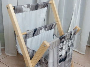 Новинка!!! Подставка-газетница. Ярмарка Мастеров - ручная работа, handmade.