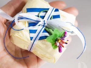 Добавьте подарочную упаковку. Ярмарка Мастеров - ручная работа, handmade.