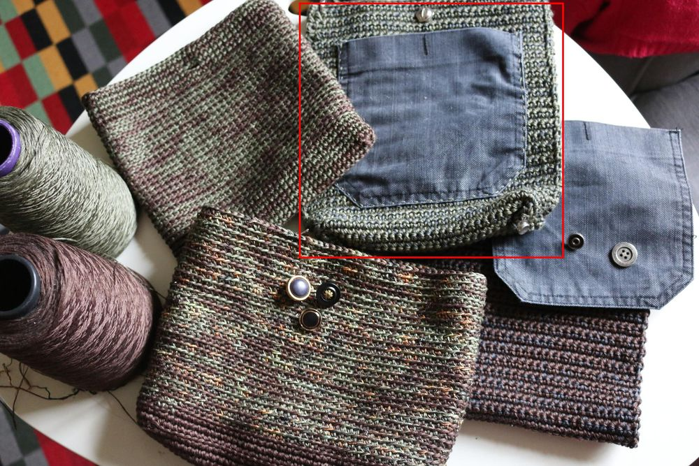 Первая сумочка из анонсированных в магазине!, фото № 1