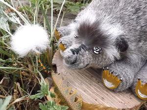 Хороши ежи. Про двух ежиков и одного кота Ваську. Ярмарка Мастеров - ручная работа, handmade.