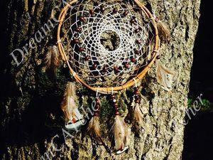 Ловец снов как предмет шаманской практики. Ярмарка Мастеров - ручная работа, handmade.