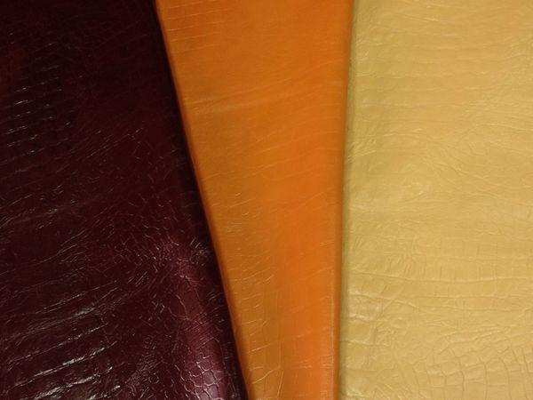 Распродажа кожи!  Коллекция Кайман. | Ярмарка Мастеров - ручная работа, handmade