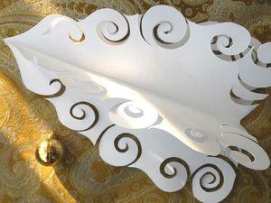 Как просто сделать красивую ёлочку из бумаги. Ярмарка Мастеров - ручная работа, handmade.