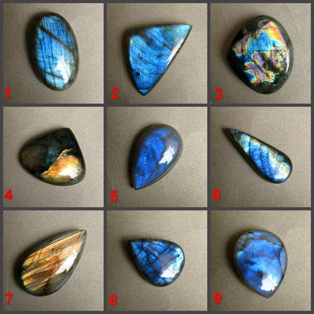 спектролит, камни для бижутерии