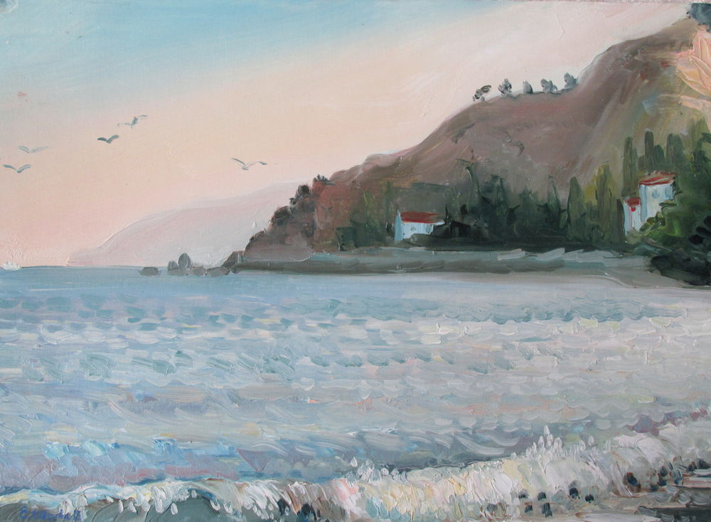 скидки, картина со скидкой, ярмарка мастеров, морской пейзаж, море, купить картину недорого, живопись своими руками, купить картину со скидкой, живопись маслом