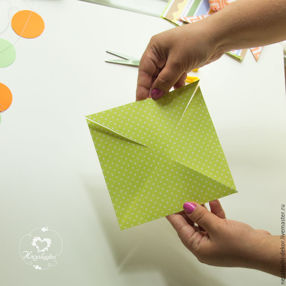 DIY for Kids and Parents: Making a Paper Wind Mill, фото № 5